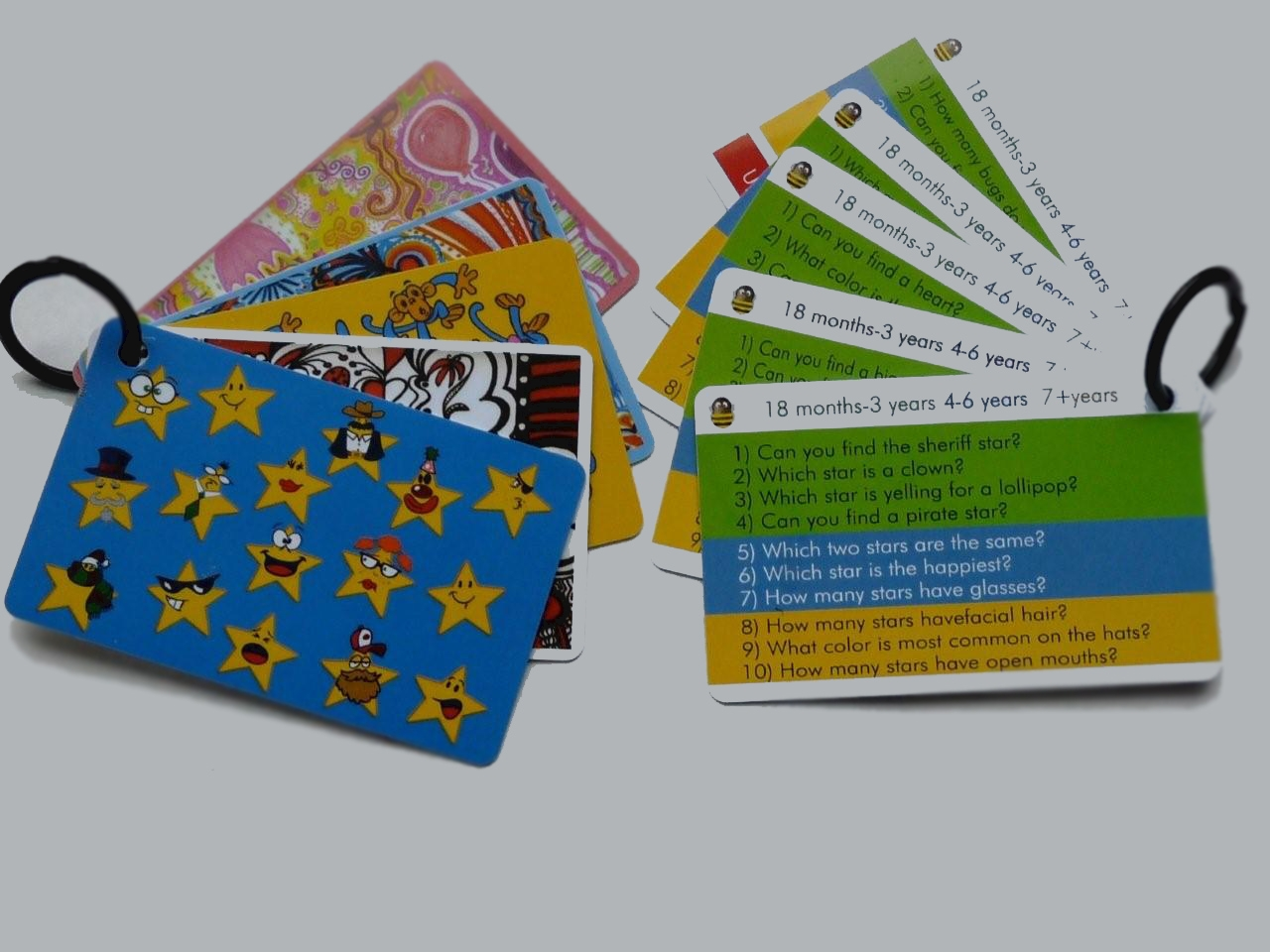 Self Photos / Files - Bee-Stractor Cards